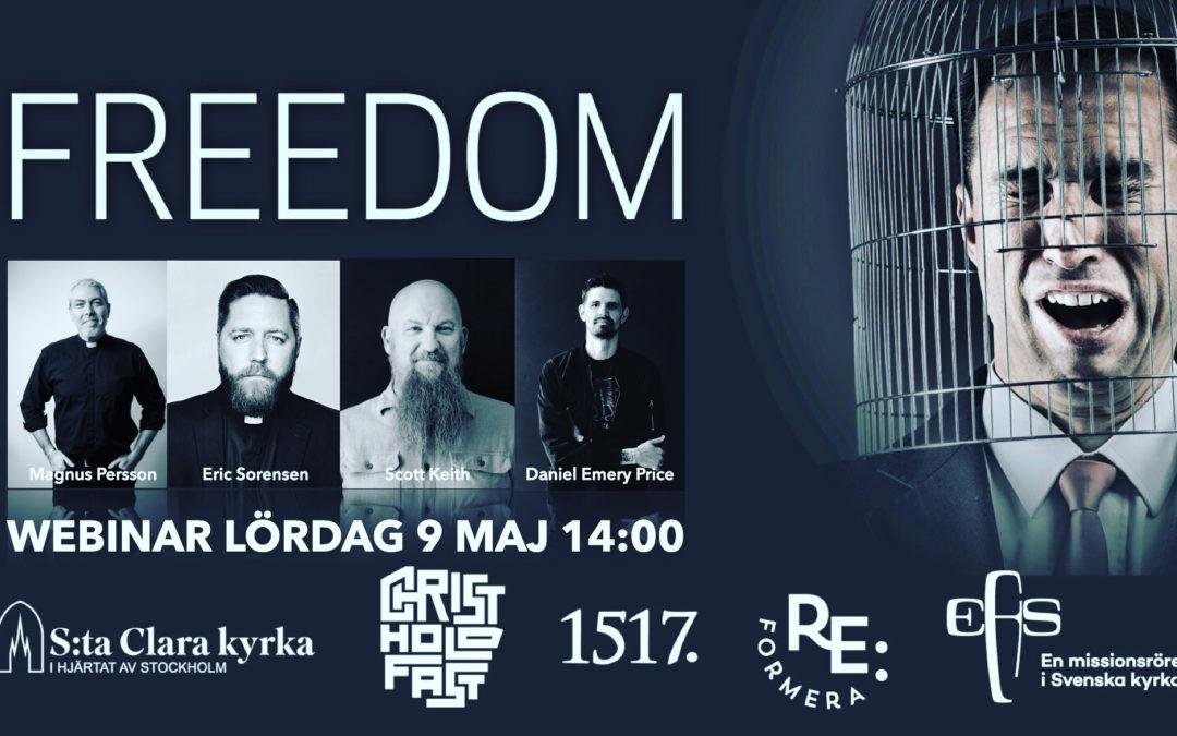 FREEDOM – ETT VIDEOSAMTAL OM EVANGELIUM